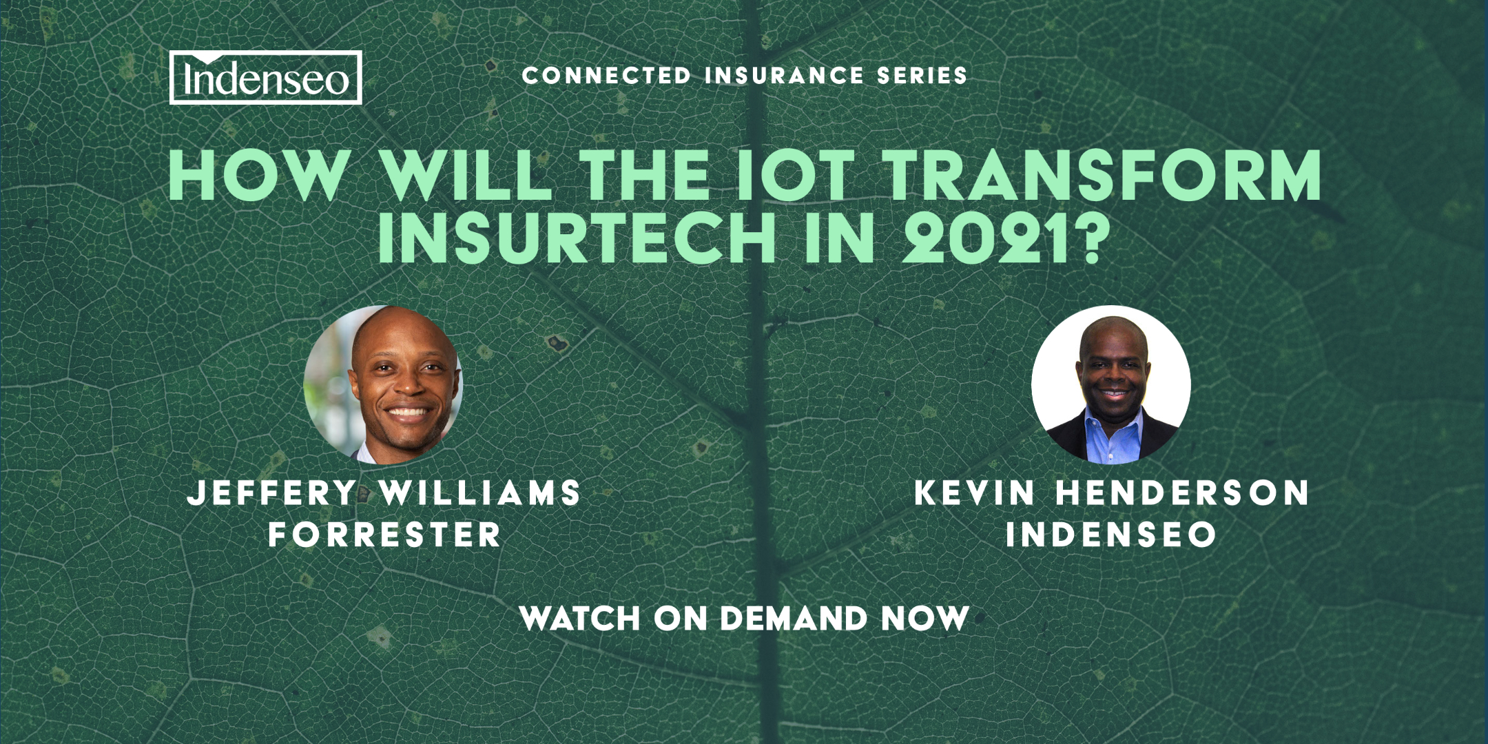 How will the IoT transform insurance